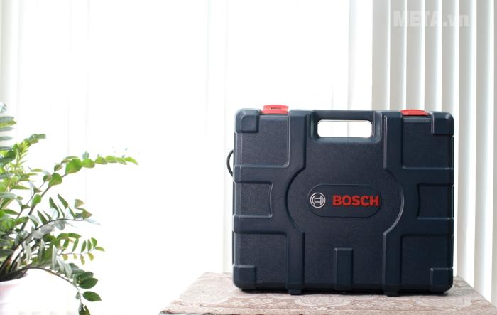 Máy khoan động lực Bosch GSB 550 có hộp đựng bằng nhựa cao cấp
