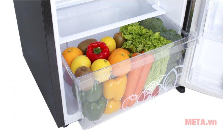 Ngăn đựng rau củ của tủ lạnh Sharp J-tech SJ-X251E-DS