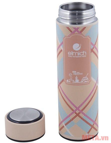 Bình giữ nhiệt Elmich 2240738 có thể giữ nóng hoặc giữ lạnh đồ uống