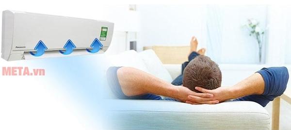 Chế độ vận hành yên tĩnh giúp bạn có giấc ngủ êm ái