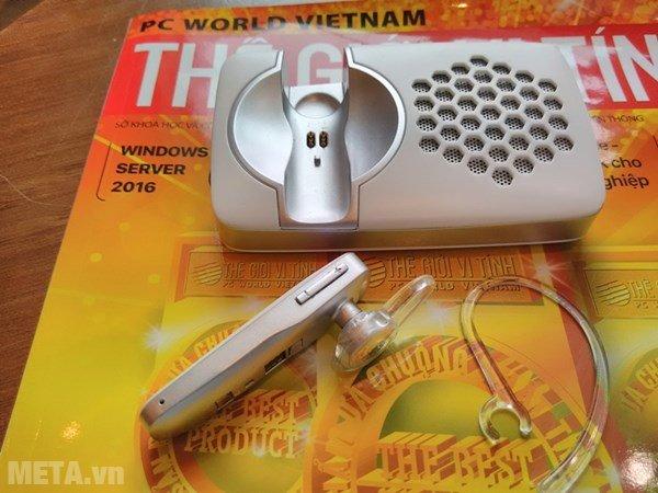 Tai nghe SoundMax F-3 kết nối qua Bluetooth