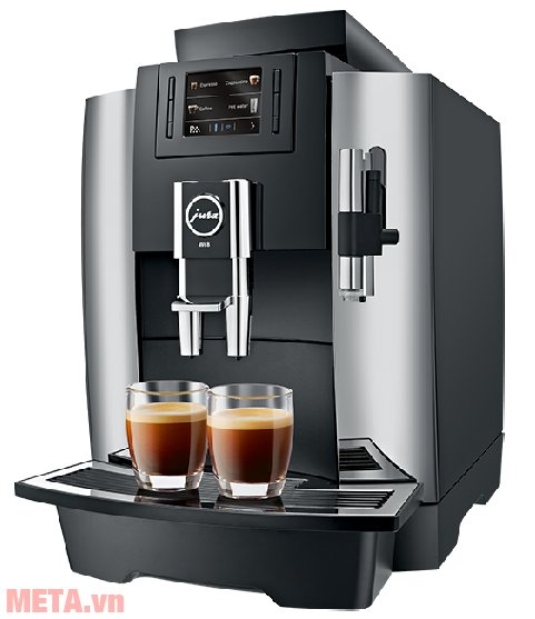 Máy pha cà phê tự động Jura Impressa WE8 có màn hình hiển thị