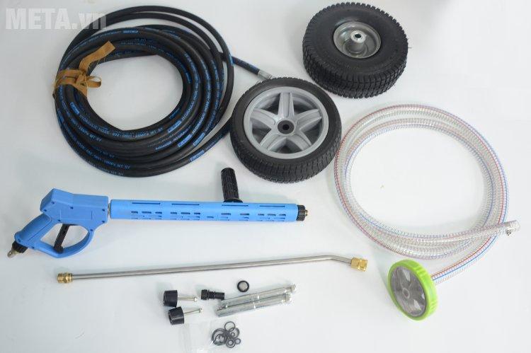Các phụ kiện của máy rửa xe cao áp Jetta 150-3.0S4 (JET3000P-150)