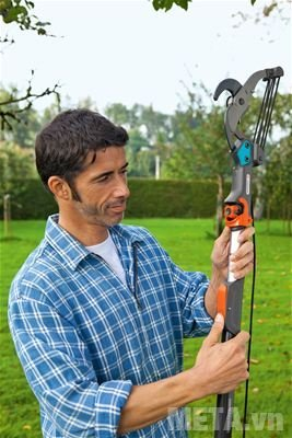 Cán đa năng Gardena 3720-20 dành cho người làm vườn