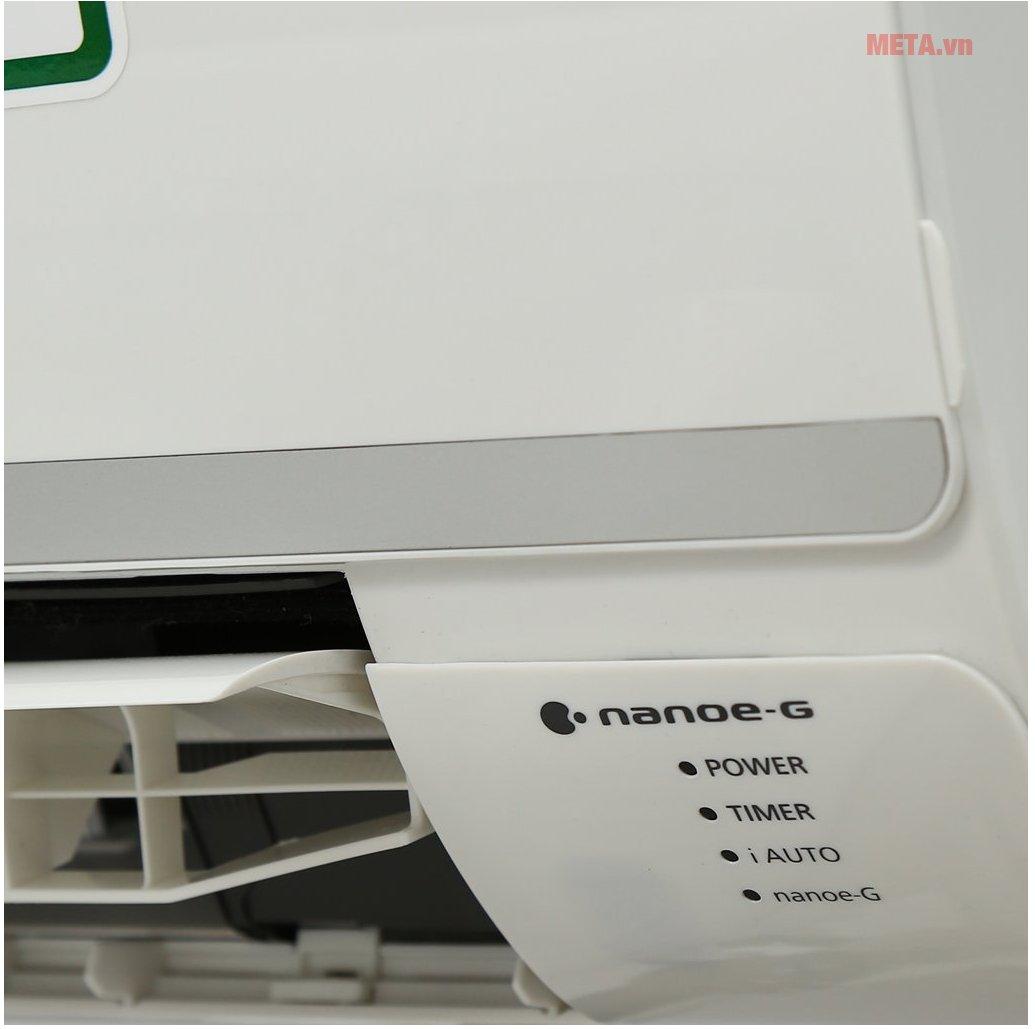 Điều hòa treo tường Panasonic CU/CS-N18TKH-8 có khả năng khử mùi, kháng khuẩn