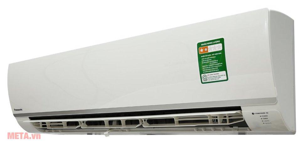Điều hòa treo tường Panasonic CU/CS-N18TKH-8 có thiết kế hiện đại