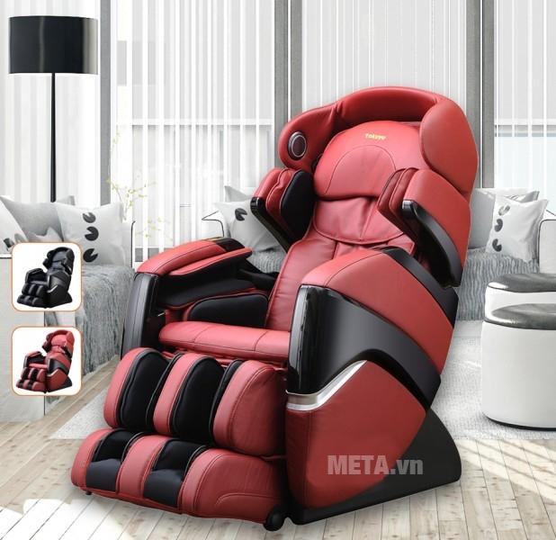 META cung cấp 2 màu đen, đỏ cho người dùng thêm nhiều lựa chọn