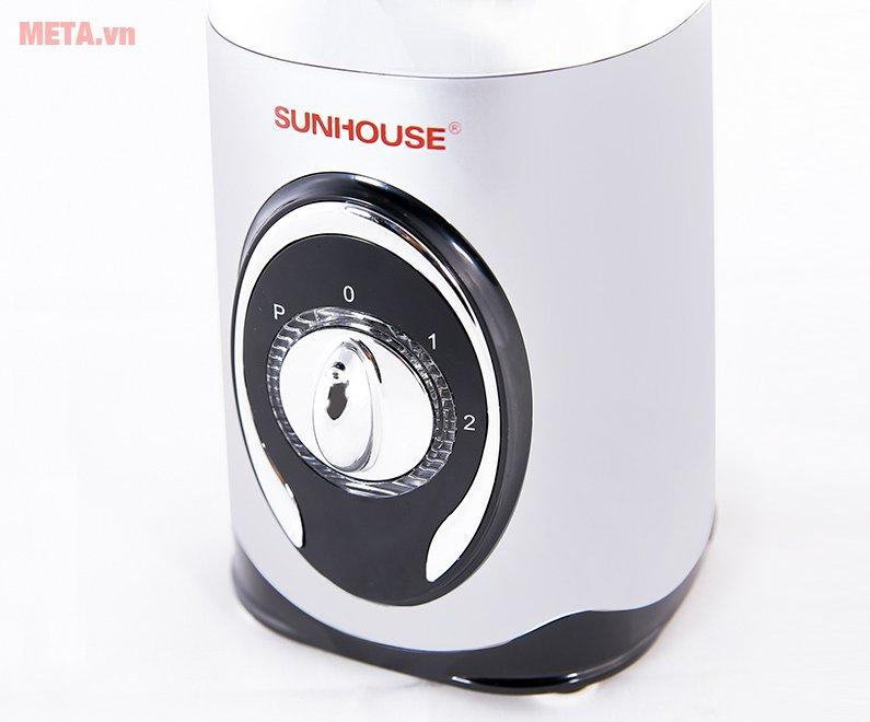 Máy xay sinh tố Sunhouse SHD5323 dễ dàng sử dụng