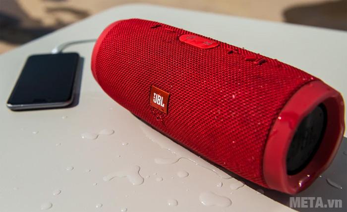 Loa JBL Charge 3 có chất lượng âm thanh tuyệt vời