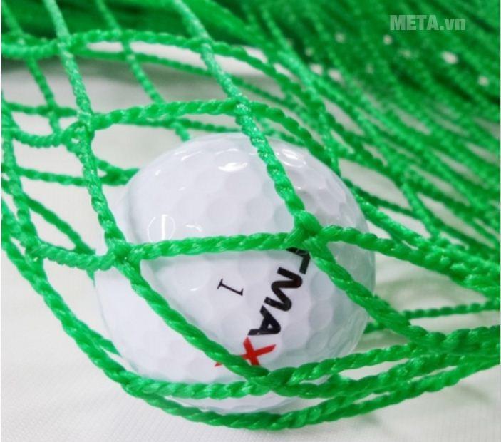 Lưới chơi golf chuyên nghiệp - NK Hàn Quốc thiết kế cân đối ngăn bóng ra ngoài
