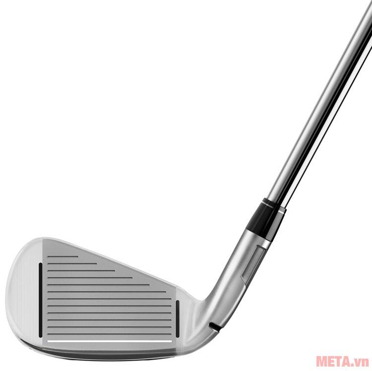 Bộ gậy Iron Taylormade M1 Graphite có Cor cao và trọng tâm thấp