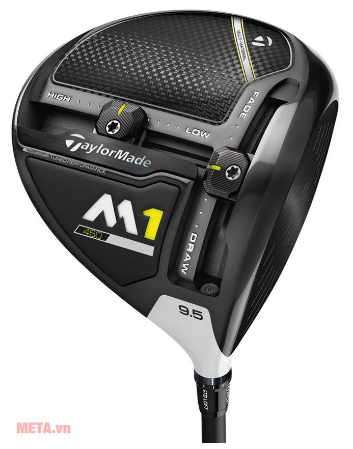 Gậy golf nam TaylorMade Driver M1 B18659