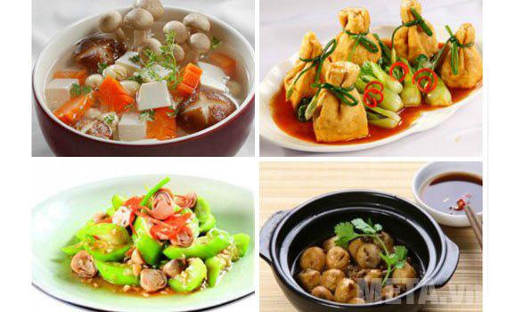 Lò vi sóng LG MH6842B/MH7043BAR có khả năng tự nấu nhiều món ăn Việt