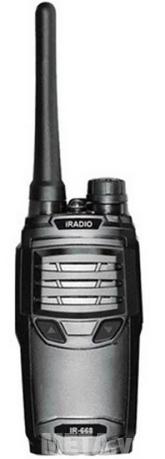 Máy bộ đàm Iradio IR-668 16 kênh chống nhiễu hiệu quả