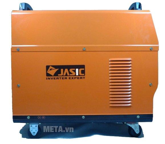 Máy cắt kim loại plasma Jasic CUT-160 (J47) có 4 bánh xe di chuyển