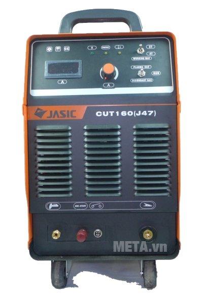 Máy cắt kim loại plasma Jasic CUT-160 (J47) điều chỉn dòng hàn bằng núm vặn