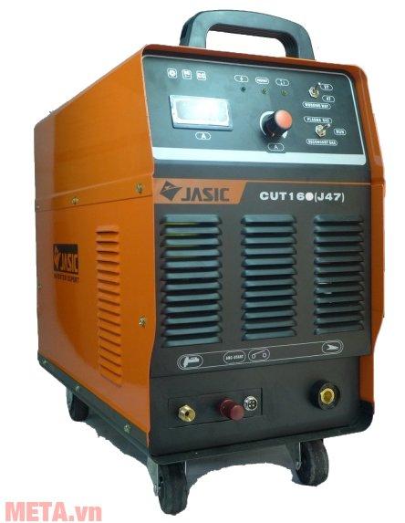 Máy cắt kim loại plasma Jasic CUT-160 (J47) đảm bảo dòng cắt ra ổn định, êm.