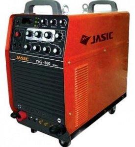 Máy hàn Jasic TIG 500P (W302) có chế độ chống giật khi làm ở môi trường ẩm ướt.
