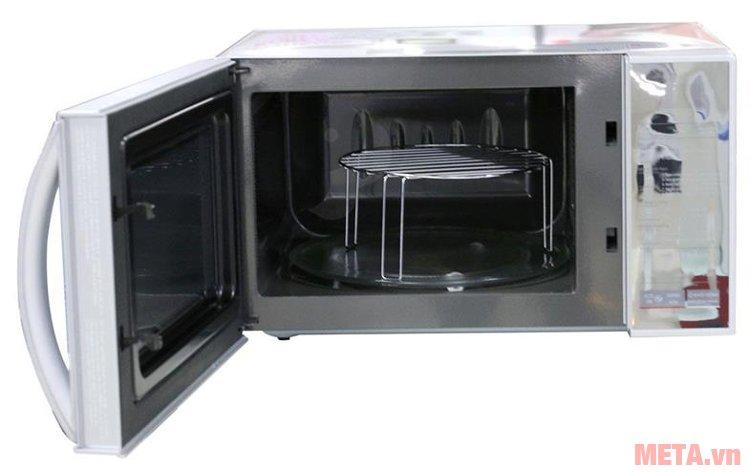 Lò vi sóng LG MH6342B/MH6343BAR kèm đĩa xoay