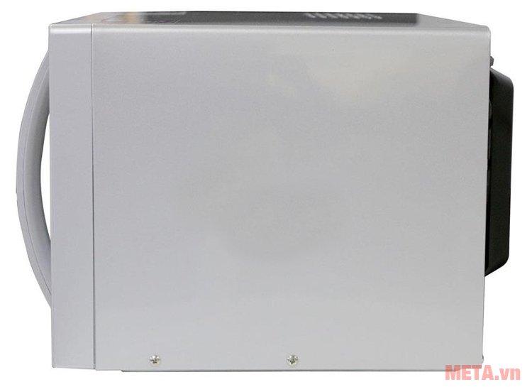Lò vi sóng LG MH6342B/MH6343BAR sơn tĩnh điện chống han gỉ