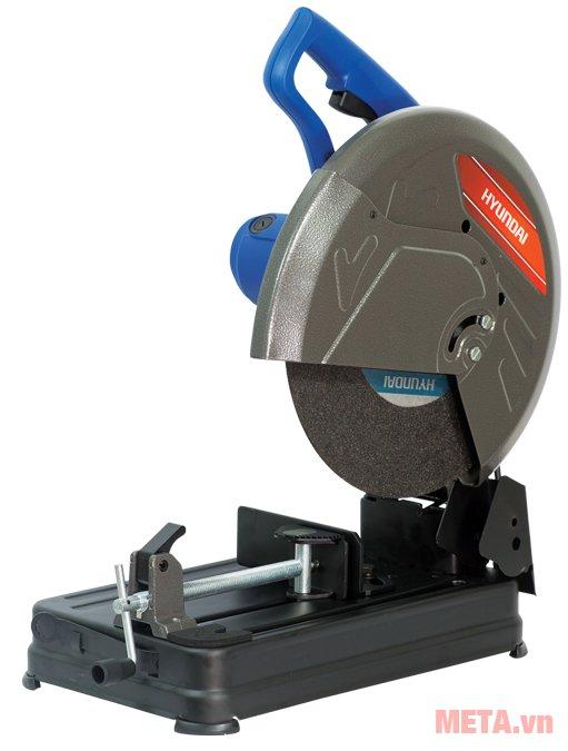 Máy cắt sắt Hyundai HCS355S có đường kính đĩa cắt 355mm