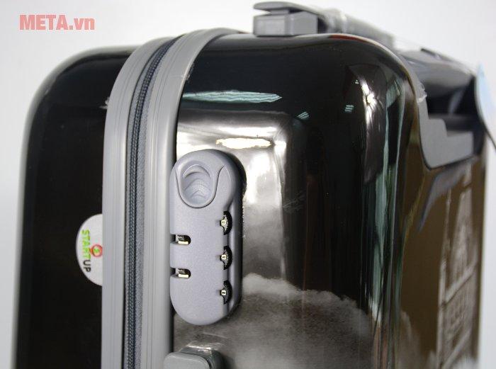 Vali nhựa VLN PC-05 inch có khóa số
