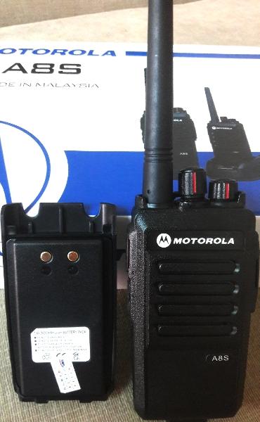 Bộ đàm Motorola A8S chuyên nghiệp chống nhiễu hiệu quả
