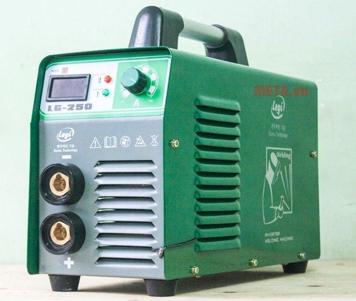 Legi LG-250 dùng que hàn 1,6mm - 5mm
