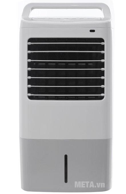 Máy làm mát Midea AC120-16AR với gam màu trắng xám