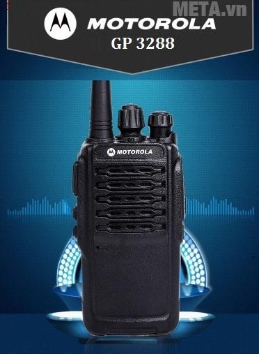 Bộ đàm Motorola GP 3288 nhỏ gọn như điện thoại cầm tay