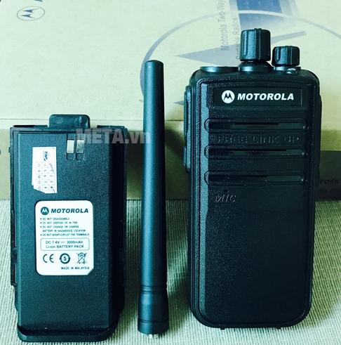 Bộ đàm Motorola GP 1400 với 16 kênh nhớ
