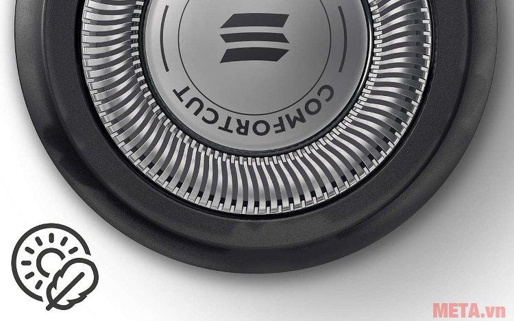 Máy cạo râu Philips S5070 có hệ thống lưỡi cạo ComfortCut