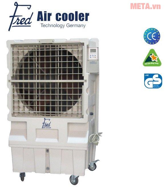 Máy làm mát không khí Fred FR120 có thiết kế tiện lợi