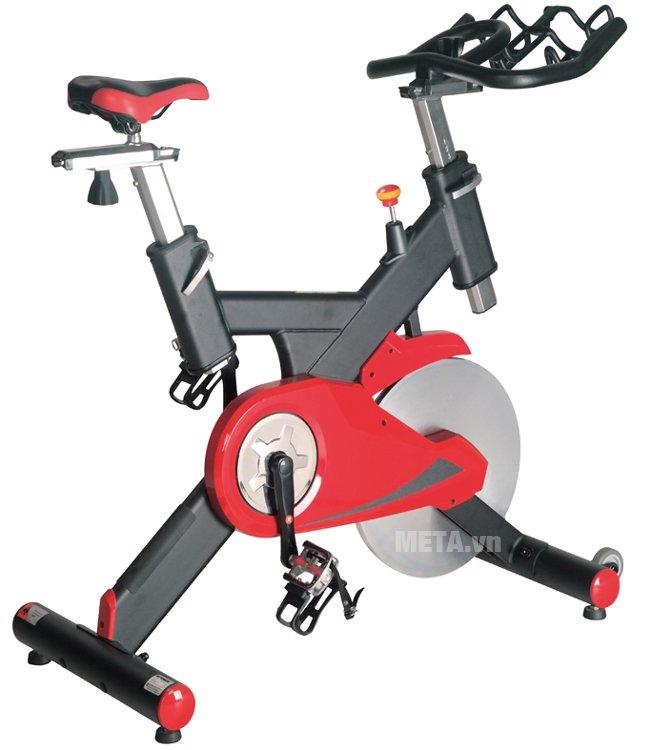 Xe đạp leo dốc từ Life B01 có bánh xe di chuyển