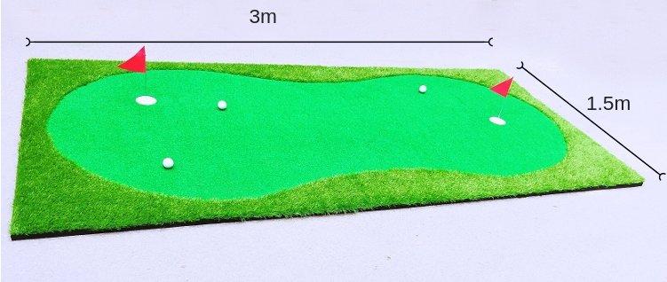 Kích thước của thảm tập Putter A20 TL006