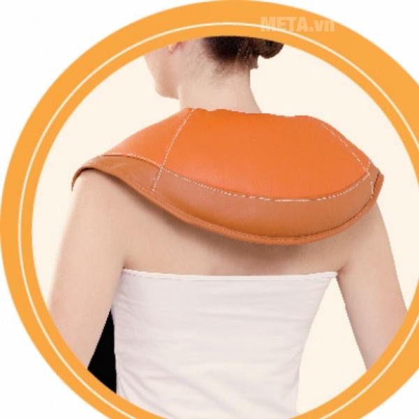 Đai massage vai và cổ I-Soothing SM-JS300 giảm mỏi vai gáy một cách nhanh chóng