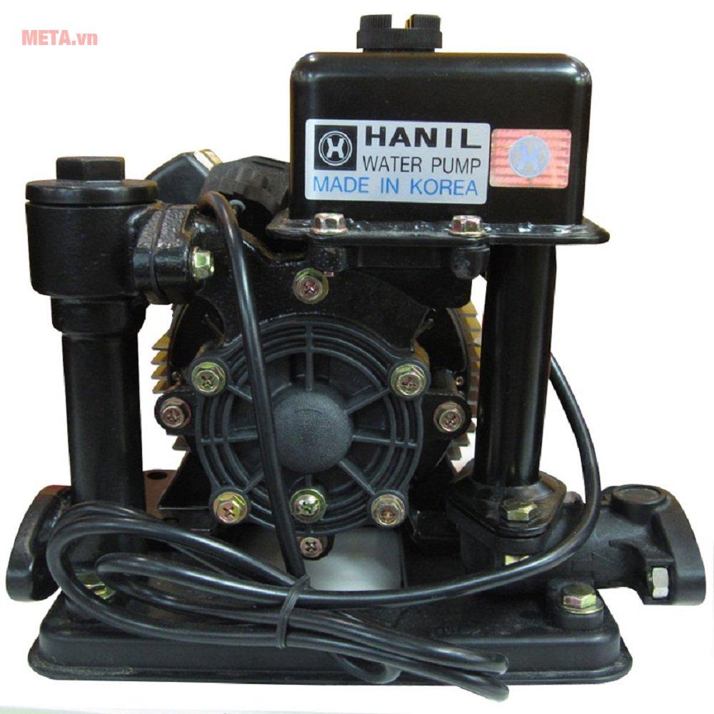 Máy bơm nước chân không Hanil PH 255W giúp bơm nước hiệu quả