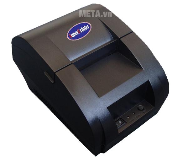Máy in hóa đơn Super Printer 5890K phù hợp sử dụng cho mọi hệ thống cửa hàng bán lẻ