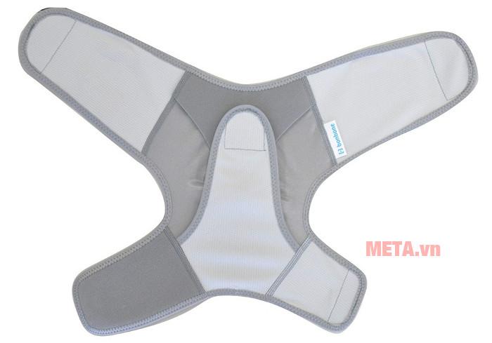 Đai nâng Vai Mesh Up Shoulder được may thủ công đạt độ bền cao