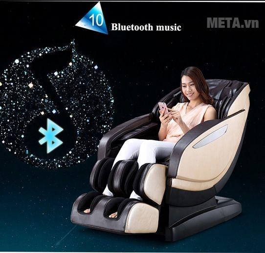 Nghe nhạc cùng công nghệ Bluetooth