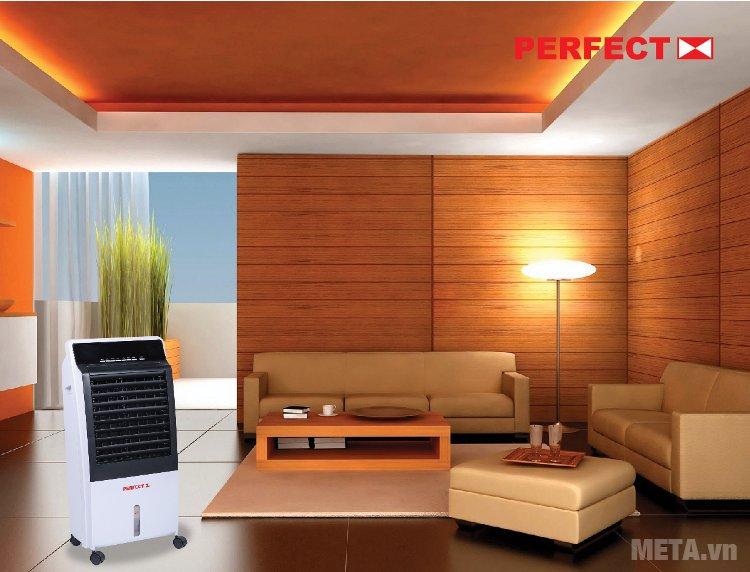 Quạt làm mát không khí Perfect AC79 phù hợp với mọi không gian sử dụng