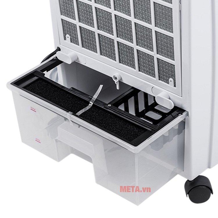 Ngăn chứa nước của quạt làm mát không khí Perfect AC79