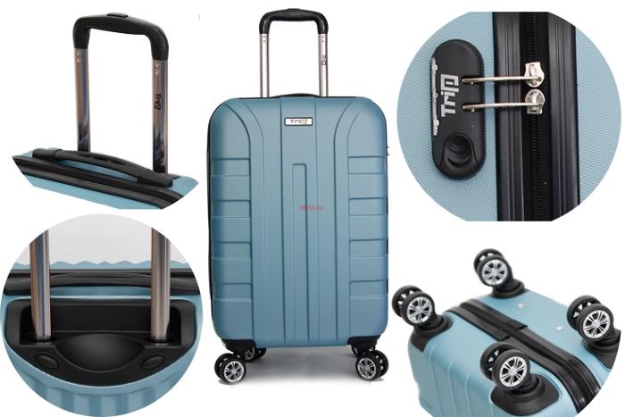 Tổng quan thiết kế vali Trip P12