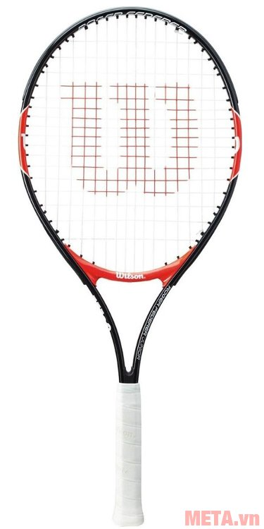 Vợt tennis trẻ em Wilson Roger Federer 25 WRT200800 có trọng lượng vợt căng 225g.
