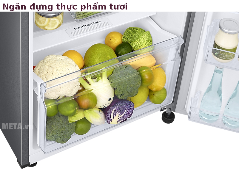 Tủ lạnh Samsung Digital Inverter 256L RT25M4033S8/SV giúp làm lạnh đều