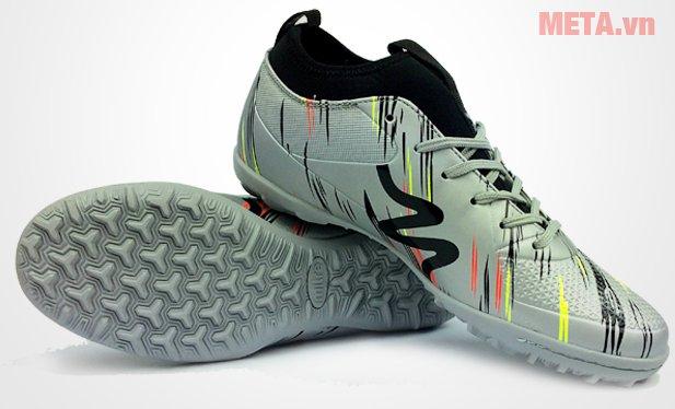 Giày đá bóng Mitre 160930 màu bạc
