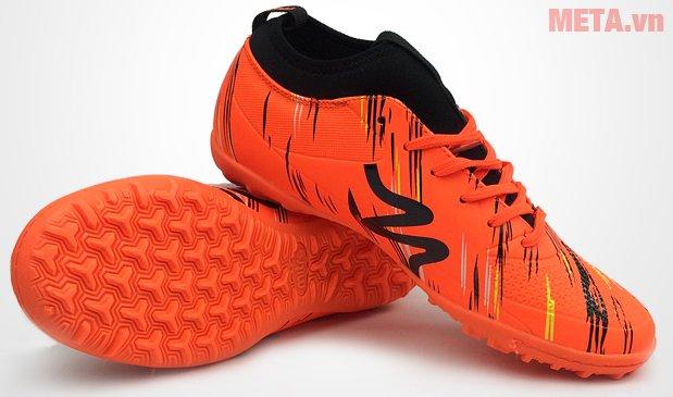 Giày đá bóng Mitre 160930 màu cam