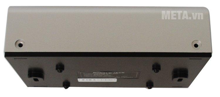 Dùng Ronald Jack 4000TID-C dữ liệu trong máy sẽ không bị mất khi xảy ra mất điện.