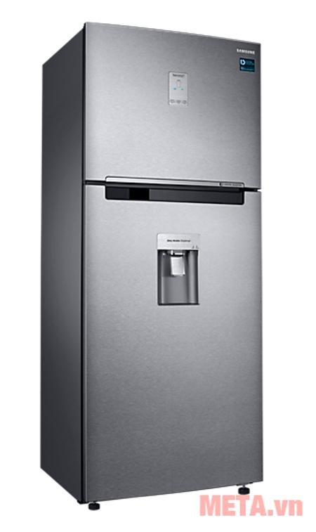 Tính năng Mr.Cool Pack giúp tủ duy trì độ lạnh khi mất điện