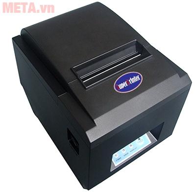 Máy in hóa đơn Super Printer 8250 (Usb & Lan) dễ dàng sử dụng cho bất cứ ai
